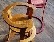 stoelen voor onze kinderen en voor Metz&co