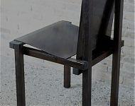 variant op rietvelds militaire stoel