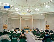 molukse kerk interieur