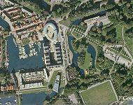 stedenbouwplan karperkuil hoorn met appartementencomplex