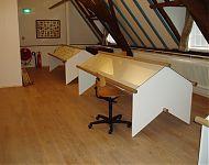 bibliotheektafels voor het nijenhuis