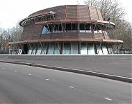 bezoekerscentrum amsterdamse bos '00