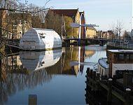 de ark fryslân, varend architectuurcentrum  2008