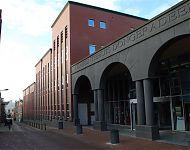 nieuwbouw gemeentekantoren te Dokkum '97