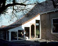 restauratie en uitbreiding woonhuis capelle a.d. ijssel