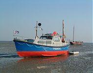 vm strandreddingboot omgebouwd tot waddenkruiser