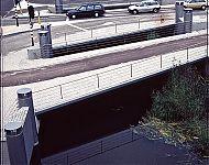 bruggen Amsterdam teleport