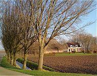 renovatie boerderij  te Oudebildtzijl