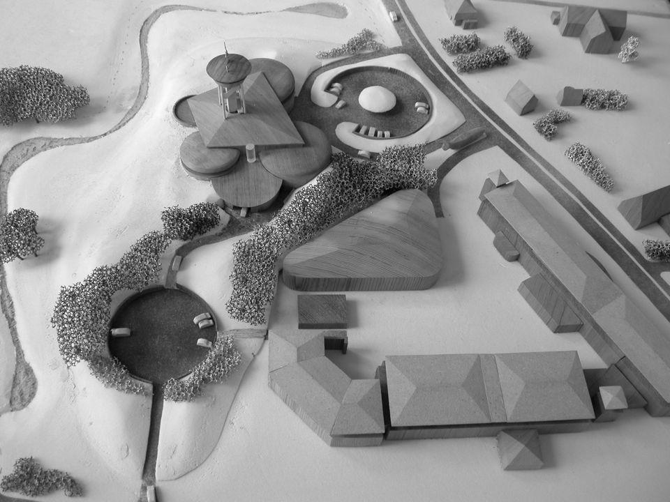 natuurmuseum in kunstmatig duin Ameland 2002